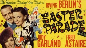 "Detail from ""Easter Parade"" movie poster"