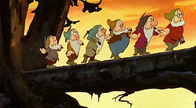 snow white and the seven dwarfs 1937 kozaks classic