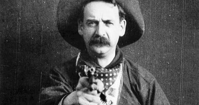 The Great Train Robbery 1903 Kozak S Classic Cinema